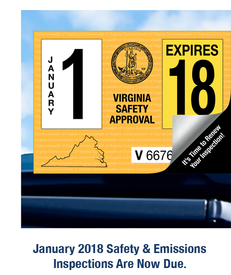 Virginia State Inspections