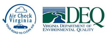 Air Check VA & Virginia DEQ Quality Seal